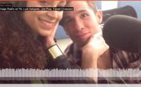 Jon Rua & Tanairi Vasquez share their Stories on the Radio