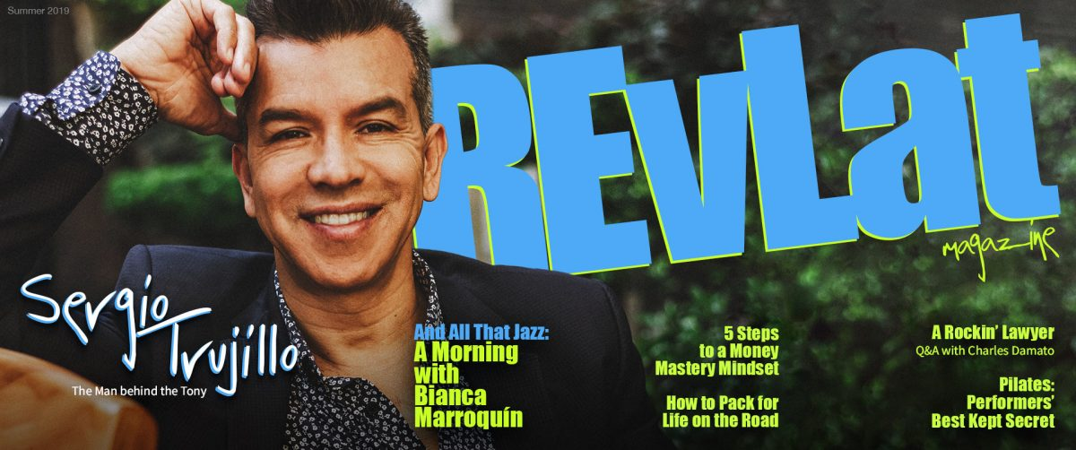 REvLat Magazine End of Summer -Issue 2