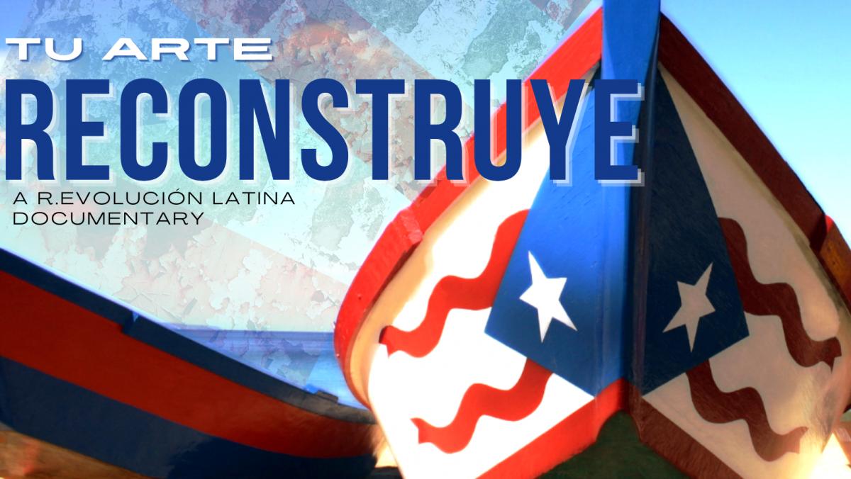 Short Documentary of Tu Arte Reconstruye Puerto Rico