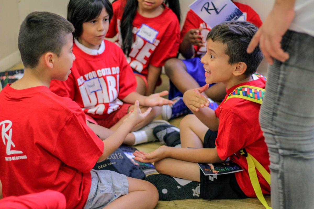 D2GB Children's Performing Arts Camp 2019